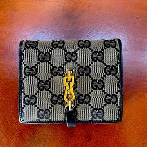 Authentic Women's Gucci GG Wallet